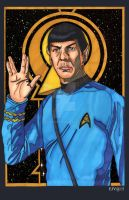 Live Long and Prosper by Syreene