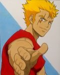 Laxus by Rezeagin