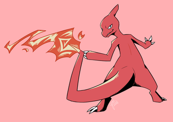 Charmeleon by Yunique55
