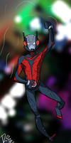 Ant-Man by MrRizeAG