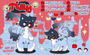 Tilly Ref!!!!! by dhelmise