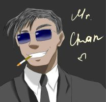 Mr. Chan by Lunatic-Mo-on