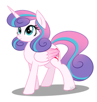 Flurry Heart [Vector] by Jack-Pie