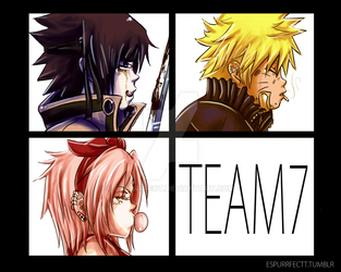 Team7 by Espurrfect