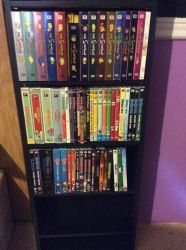 My DVD Collection, Pt. 1 by Quasie89