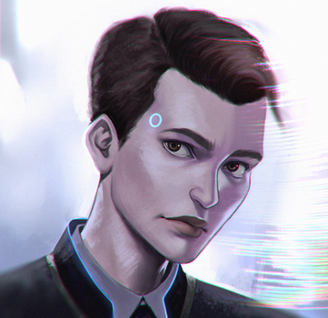 Connor by NoctisCapricorn