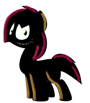 CreepyBabs Creepyblooms Cousin by Cherryblossom135