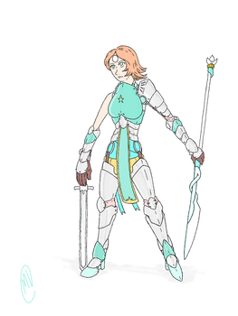 Pearl - Medieval Age by ViniciusDM