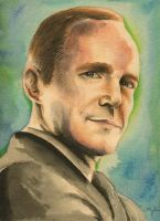 Agent Coulson by Frodos