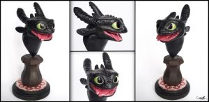 :.Silly Toothless.: by XPantherArtX