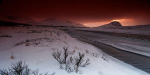 Lost in Iceland by Yazhubal