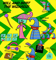 Wizardz by WonderfulWiz