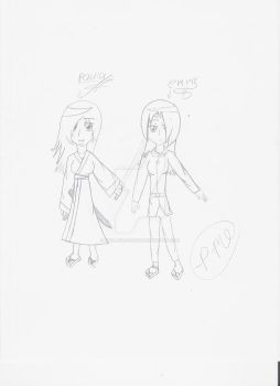 Me and emmy by Englandfan563
