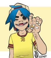 2D Fanart by TheStupidFox