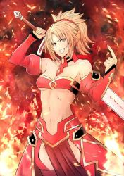 Saber of red by UntoldMage