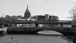 Bridges over the Liffey - Dublin by UdoChristmann