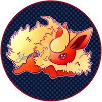 Flareon by korderitto