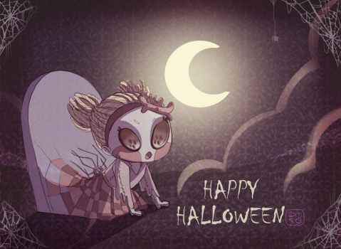 Happy Halloween2 by Dedasaur