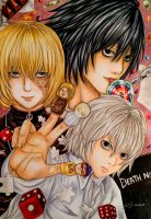 Death Note FA: Next-Generation by Hallowie29