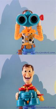 What Is Woody Looking At by AnimatorAR