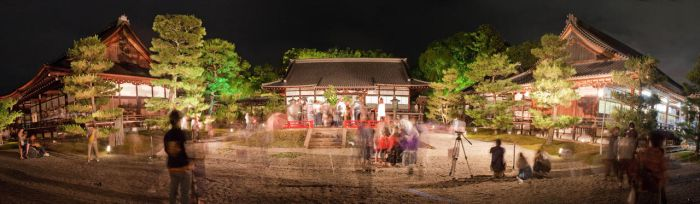 Ceremony Panorama by Quit007