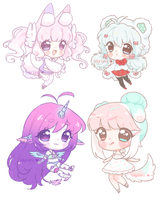 C: Crayon Cheebs Batch 11 by Valyriana