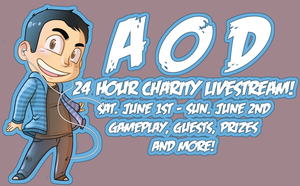 24 Hour Charity Livestream (Almost over) by Leemak