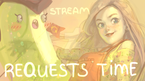 2 Requests Time Drawing live Stream by Mireys