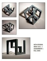9x9 Cubical Model by smokebox