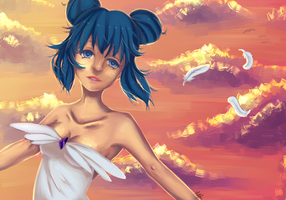 Tokyo Mew Mew | Evening Dance by xKittyblue