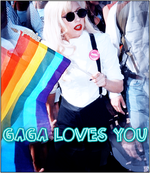 Gaga Loves You by brittsugar
