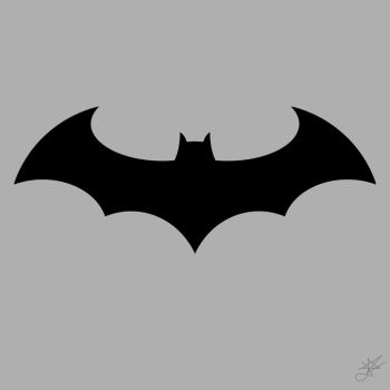 Batman logo by jzak2392