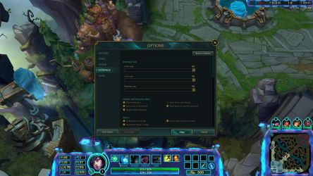 Project Ashe Stream Overlay by GDIForces