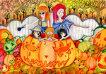 Happy halloween from Eternity Dream by mackyca