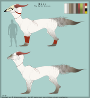 Shinlai reference - Nill by TornTethers