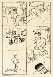 30 days of comics 25 by naha-def