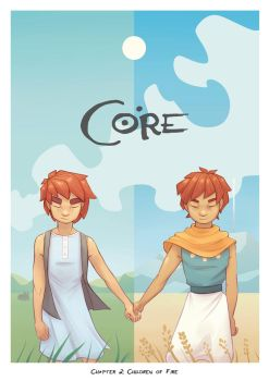 Core ch2 pg 0 by CamishCD