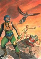 Masters of the Universe by Habjan81