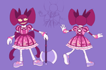 Lolita Outfit For Bonbon by TigerToony