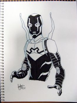 Blue Beetle - Image Expo 2012 by jtchan