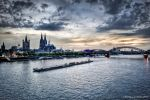 Cologne Evening by wulfman65