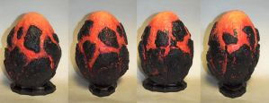 Magma  Dragon Egg by temperance