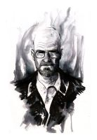 Mr. Heisenberg by RADMANRB