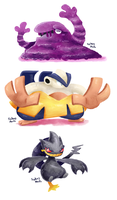 Pokemon twitter requests