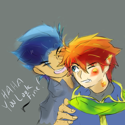 MANAKETE ELIWOOD YOU COWARDS by Helix-Dragonoid