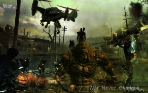 Fallout 3 - War Never Changes by Birdie94jb