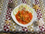 fish fillet Veracruz style by ailgara