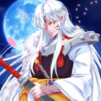 Sesshomaru by MeowYin