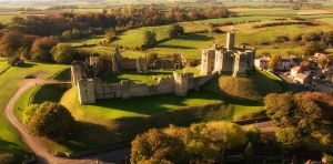 Warkworth Castle IV by scotto