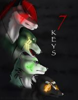 7 Keys. Cover. by Skerppla